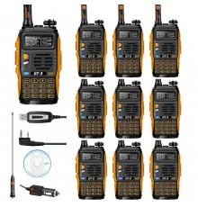 Louer, location, talkie walkie vhf, uhf, marine, aix en provence