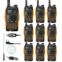 Location Talkie Walkie VHF/UHF Marine