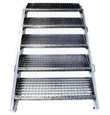 Louer, location, Escalier, pour scène modulable, 2x1 m, aix en provence