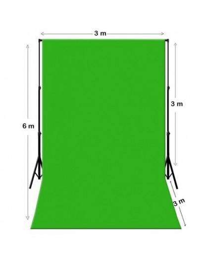 Louer, location, Fond vert, bleu, Kit Chromakey Vert, 3M X 6M, Support, aix en provence