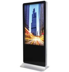 Location écran totem, location écran vidéo totem, location écran led totem, Location écran vertical aix en provence