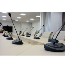 Location, système de micros conférence col de cygne sans fil, 15 personnes