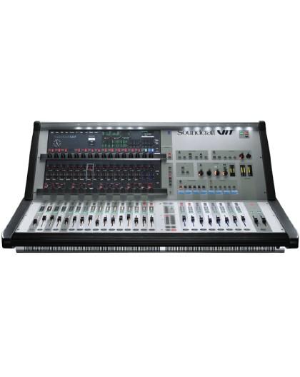 Louer location Table de Mixage Numérique VI1 Soundcraft console de mixage audio numérique aix en Provence