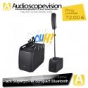 Location Pack sono 630W RMS colonne design type line array Bluetooth Aix en Provence