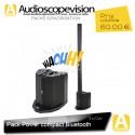Location Pack sono 350W RMS colonne design Bluetooth Aix en Provence