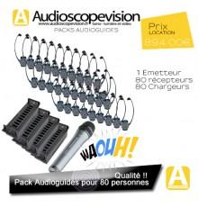 Audioguide, Pack 80 pers, visite guidée, aix en provence, toulon, cassis, la ciotat