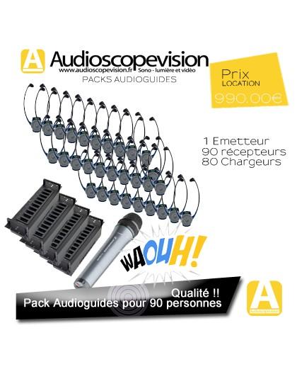Audioguide, Pack 90 pers, visite guidée, aix en provence, toulon, cassis, la ciotat