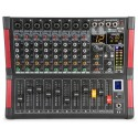Table de mixage 8 canaux Bluetooth avec effets intégrés Aix en Provence