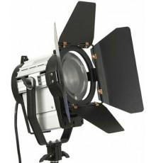 Louer Location Projecteurs Fresnel led 150W projecteur studio éclairage vidéo prestataire audiovisuel captation multicam film d'