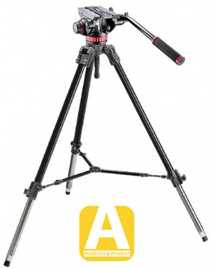 Location Pied Camera Manfrotto + tête fluide Manfrotto Aix en provence