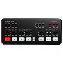 Location Blackmagic Design ATEM Mini Pro ISO régie de mixage vidéo mélangeur console de mixage vidéo professionnelle switcher vi