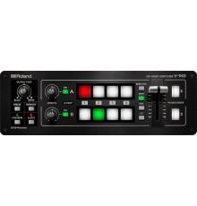 Location Roland V1HD régie de mixage vidéo régie vidéo console de mixage vidéo professionnelle mélangeur switcher vidéo Aix en P