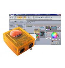Location Logiciel de controle lumière Sunlite Suite 2