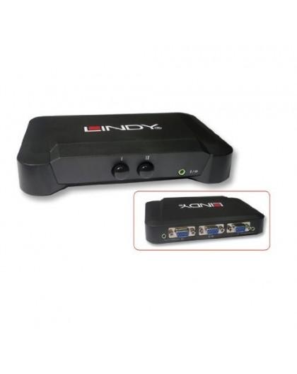Louer, location, Switch, commutateur VGA - audio 2 entrées 1 sortie, aix en Provence