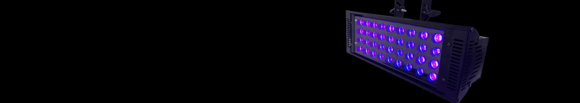 Location projecteur lumière noire UV Aix en Provence